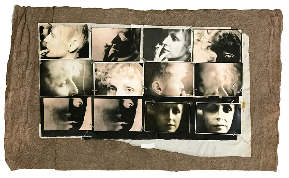 Untitled (from Wallflower), 1978