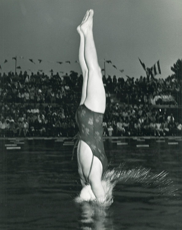 Diver, 1940s