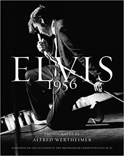 Elvis 1956 - Alfred Wertheimer