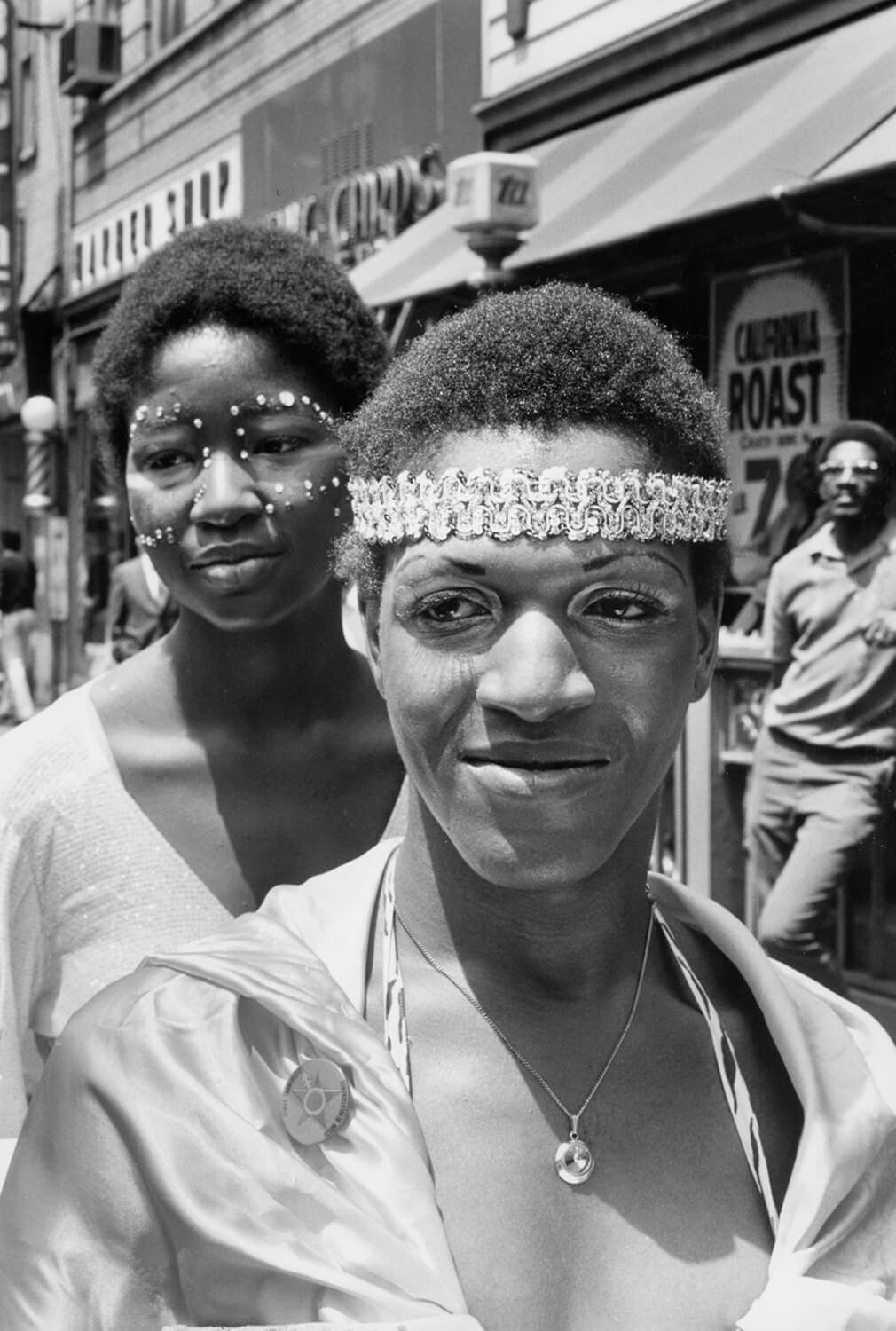 Marsha P. Johnson, 1971