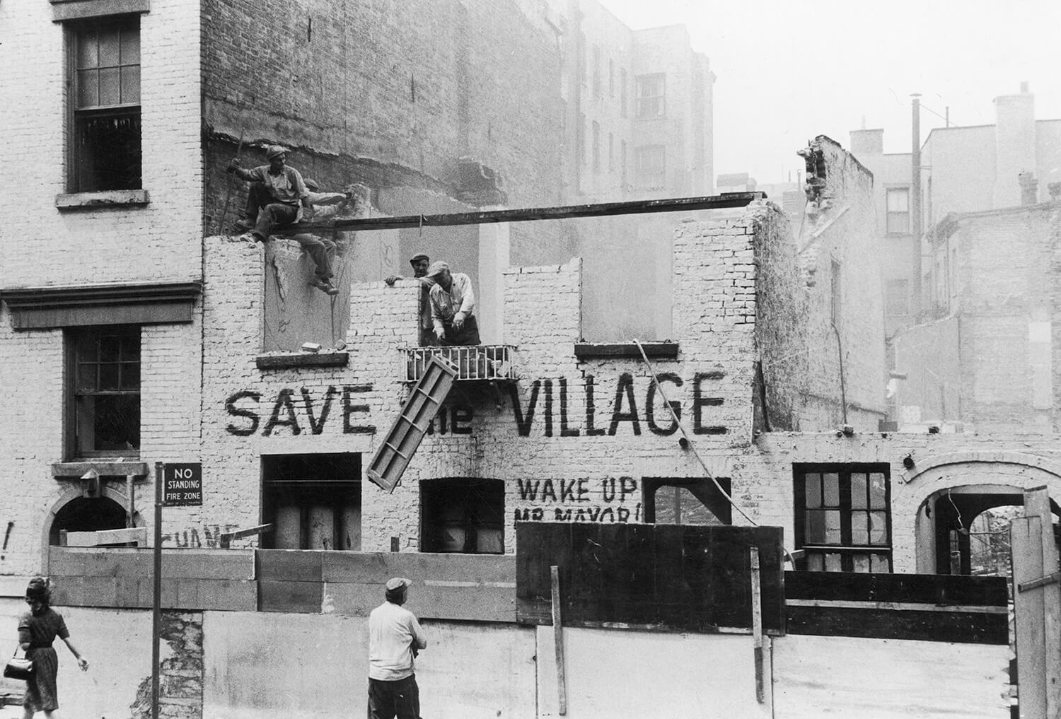 Save the Village, 1960