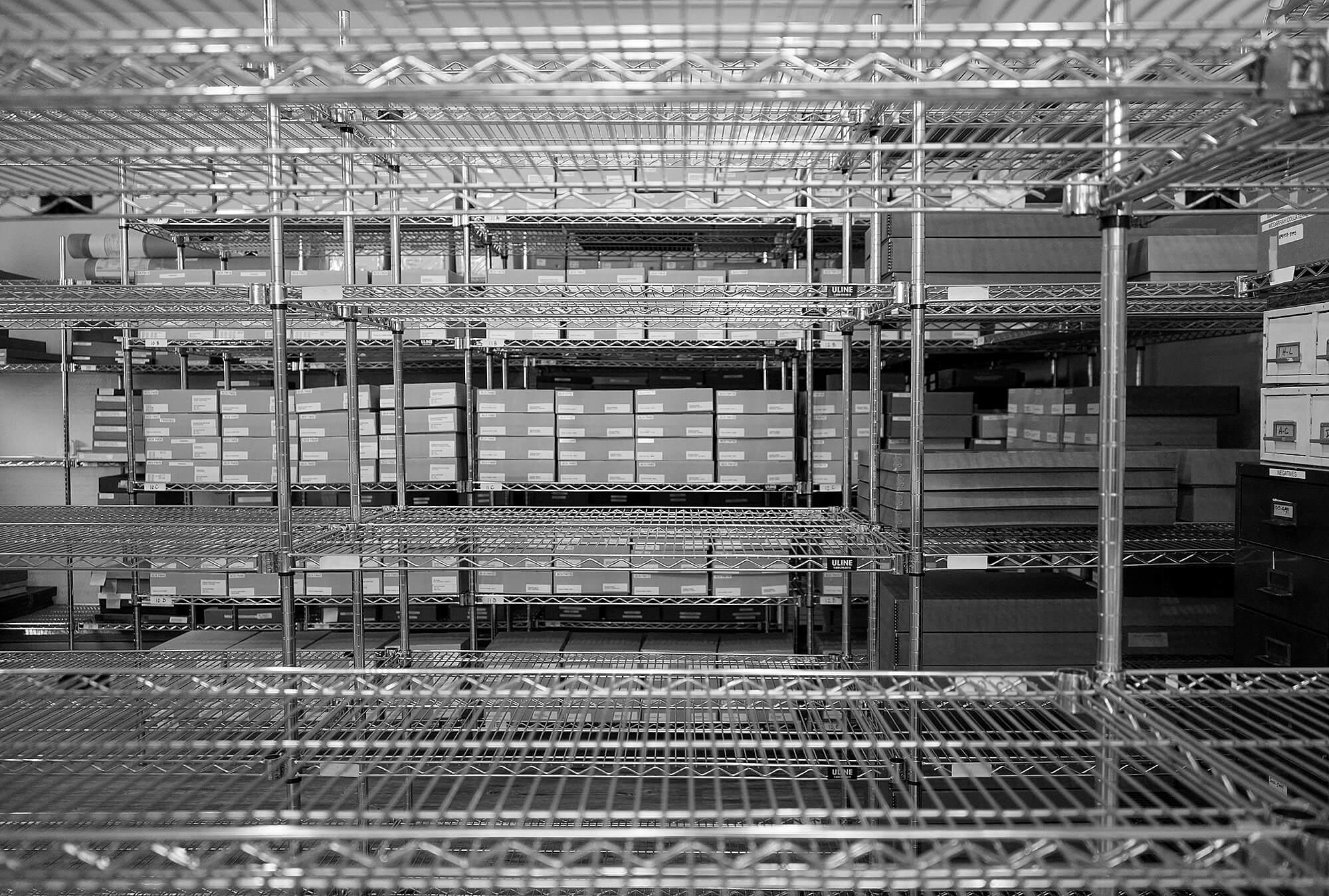 MUUS Warehouse