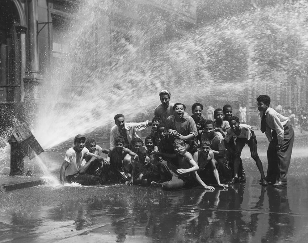 Spanish Harlem, 1944