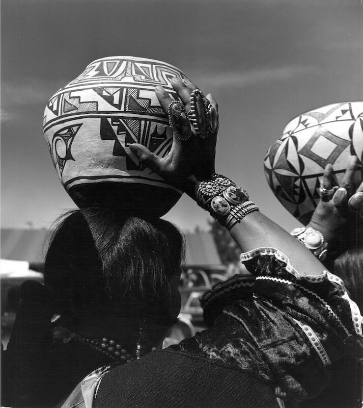 Pueblo of Zuni, New Mexico, 1940s