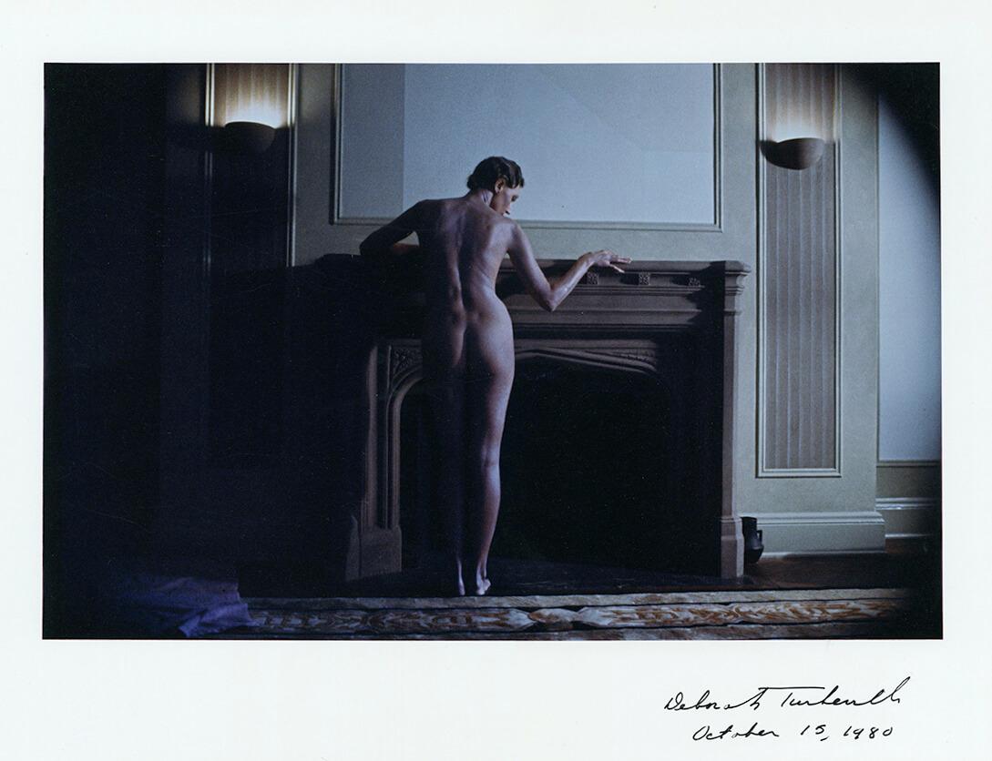 Posture Study, 1980