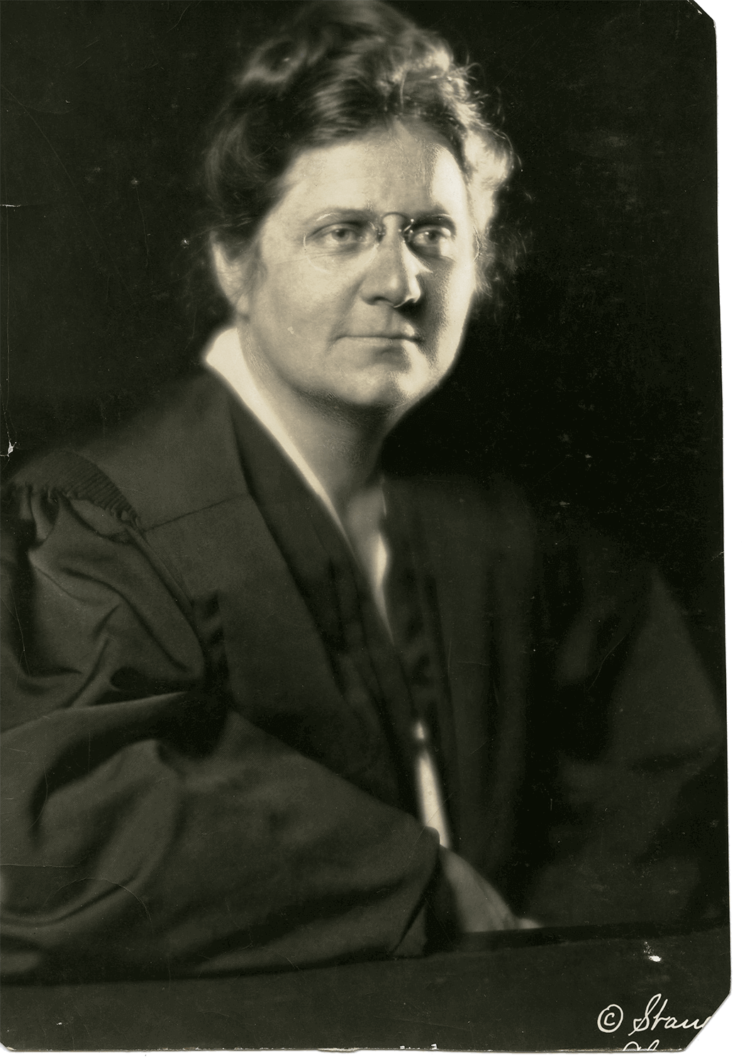 Florence Allen (1884-1966), First Woman on State Supreme Court (Photo: Standiford Studio/Ethel-Standiford-Mehlingan)