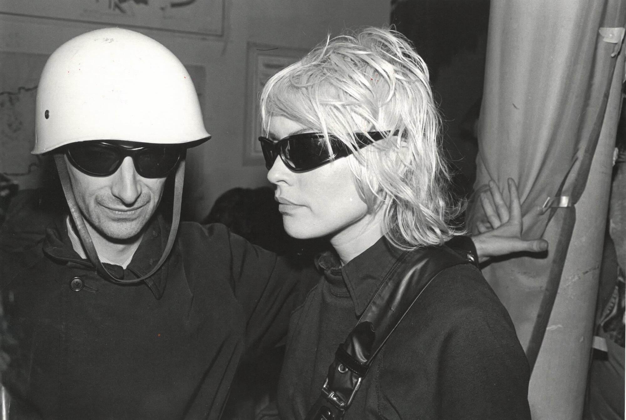 Blondie (Debbie Harry), 1980