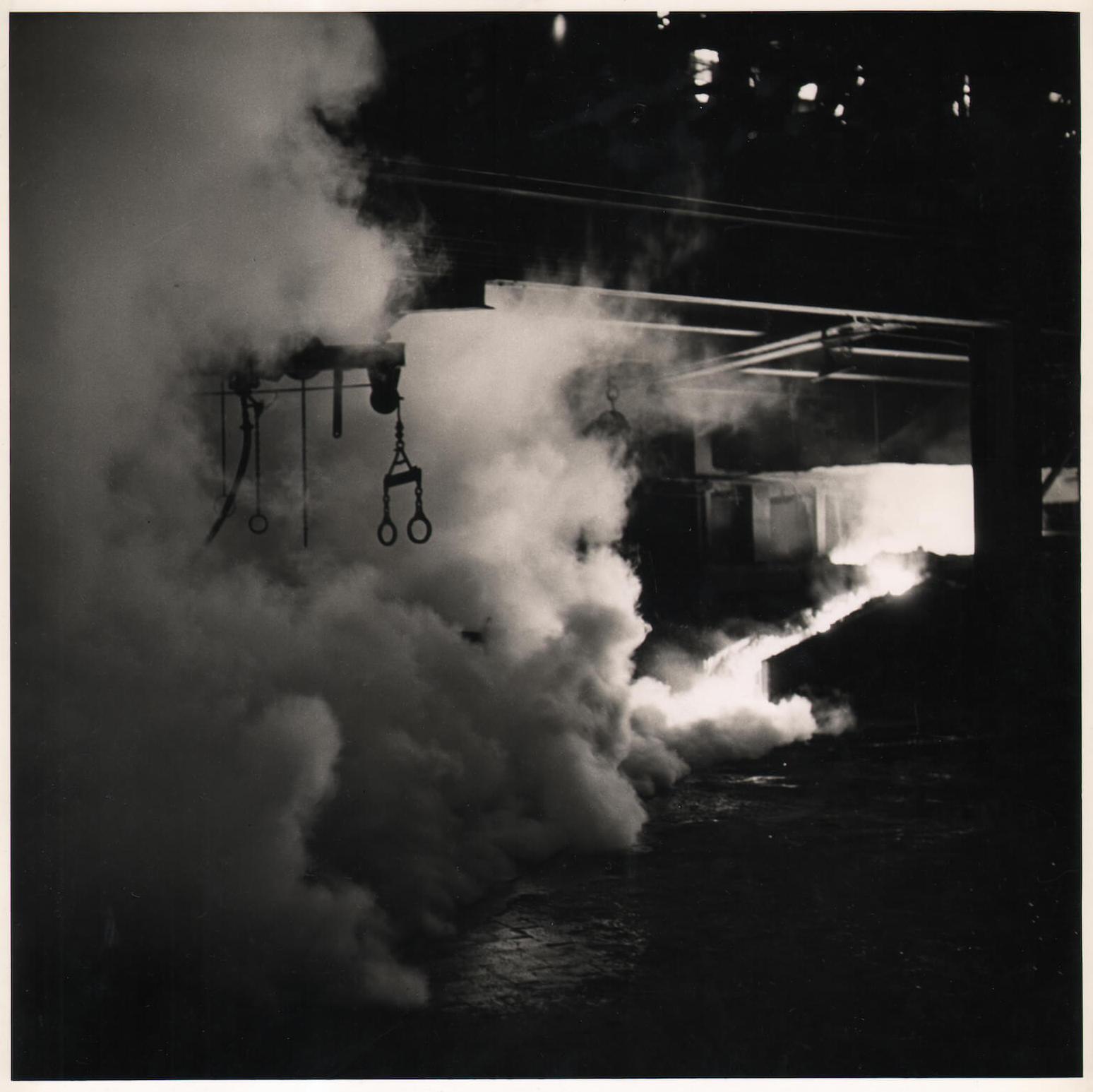 Industrial Scene, 1930s