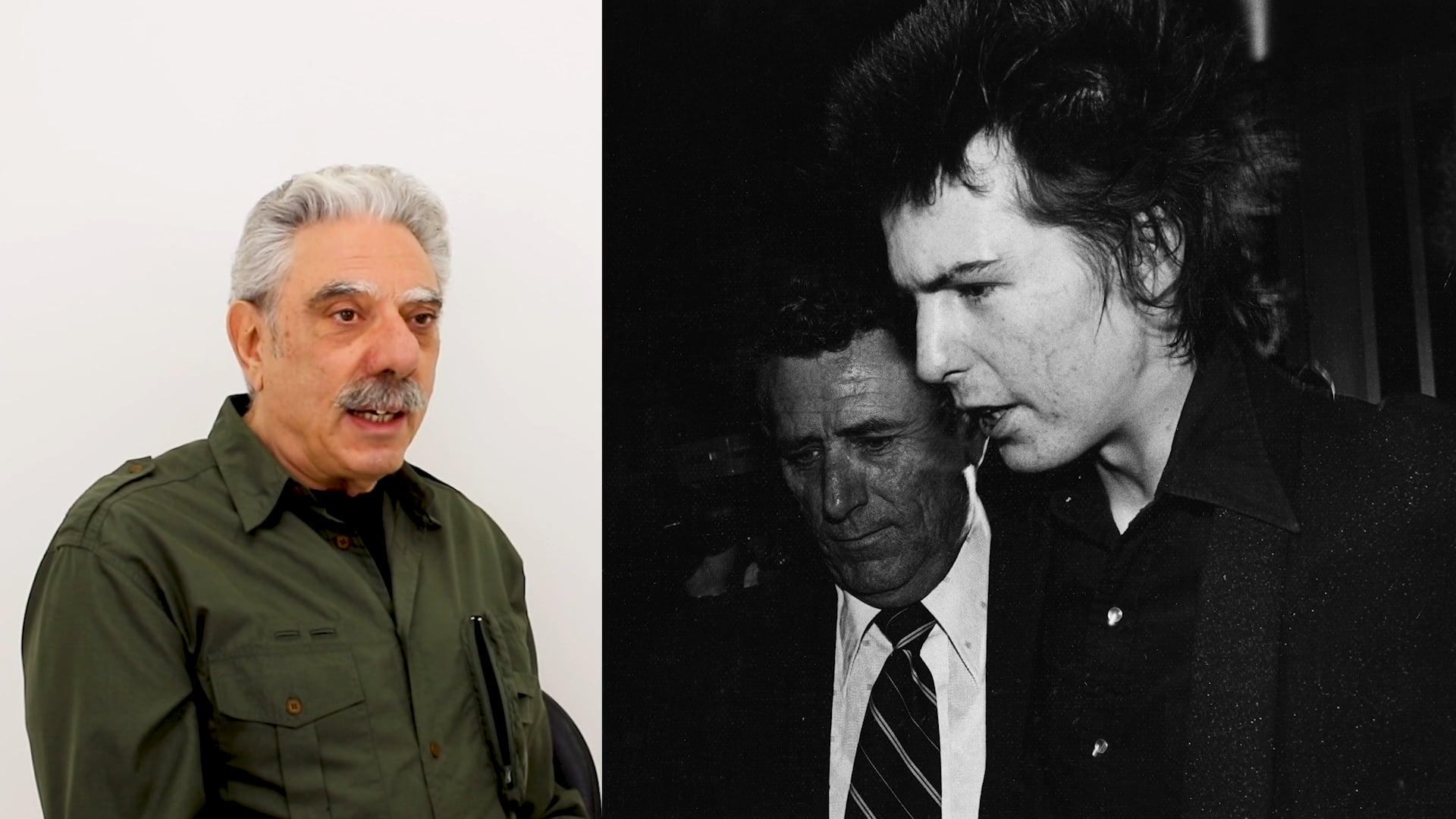 Photographer Allan Tannenbaum discusses Nancy Checks Out