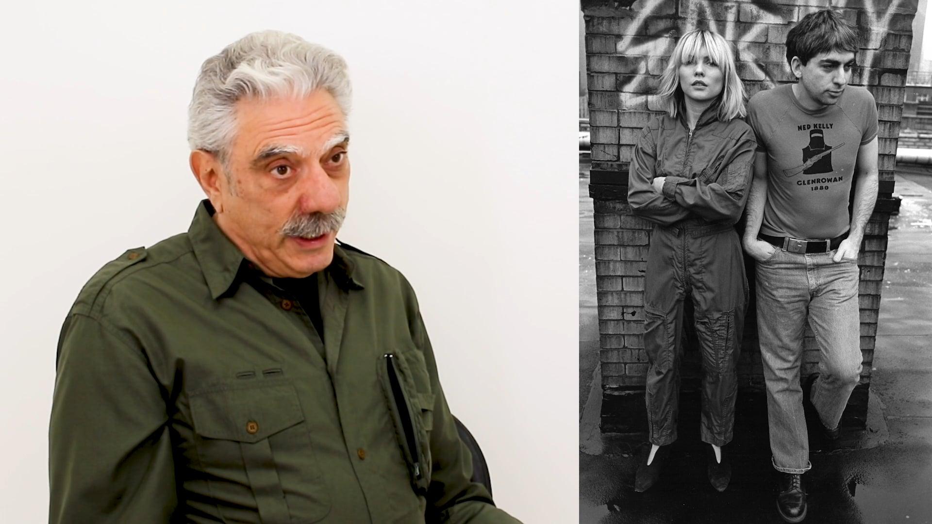 Photographer Allan Tannenbaum discusses Blondie