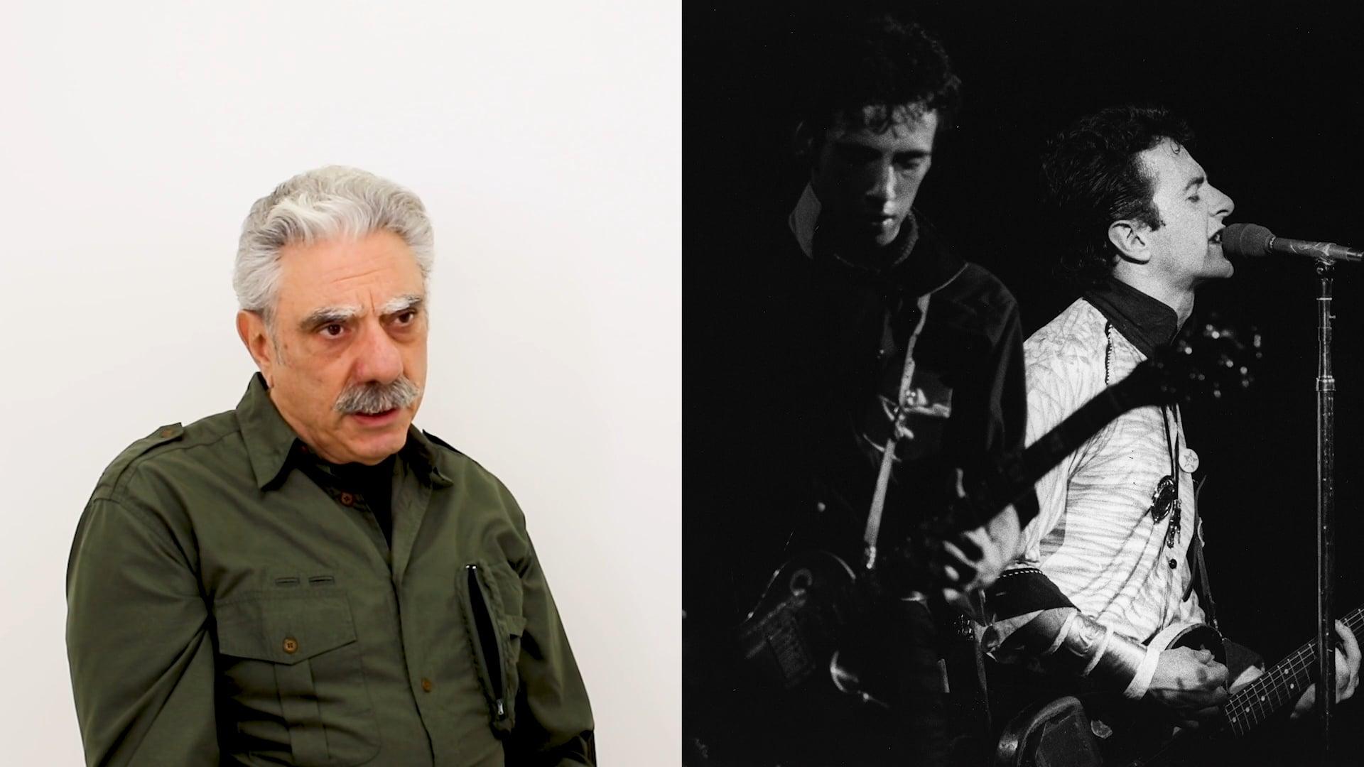 Photographer Allan Tannenbaum discusses The Clash