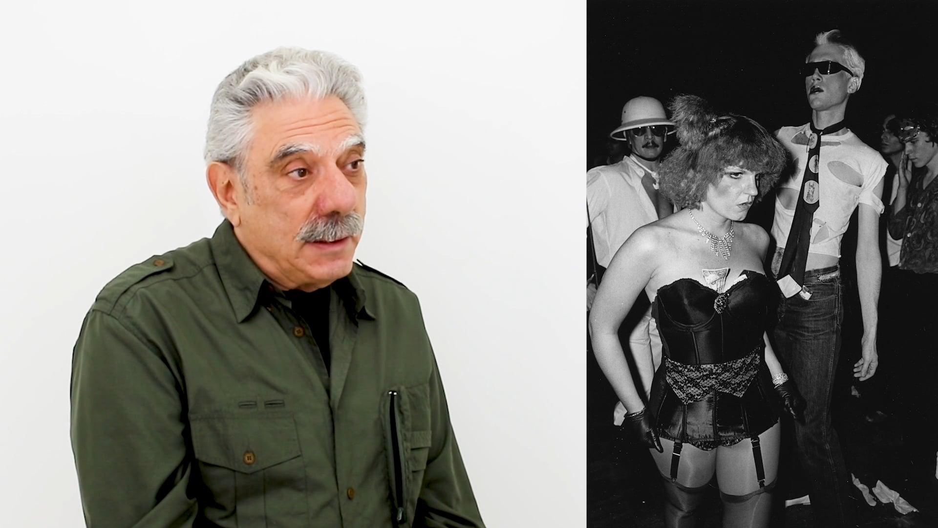 Photographer Allan Tannenbaum discusses Studio 54