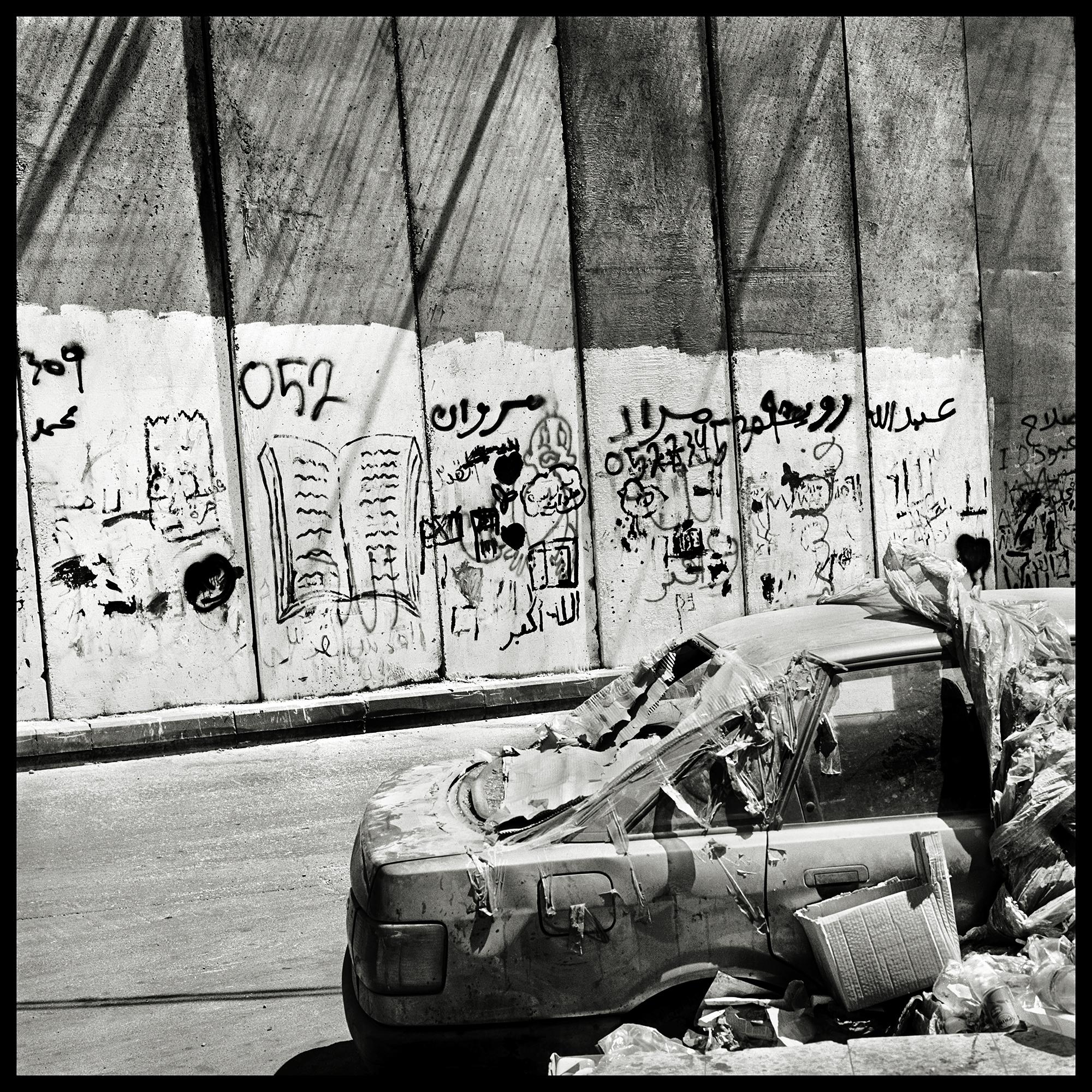 Wall, Israel, 2010