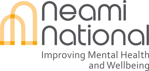 Neami National - Improving Mental Health and Wellbeing (logo)