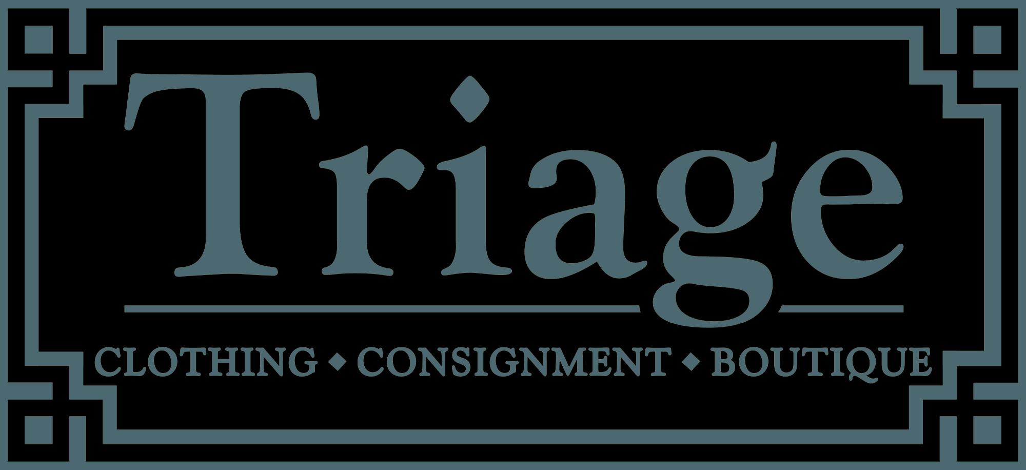 Triage Consignment Boutique