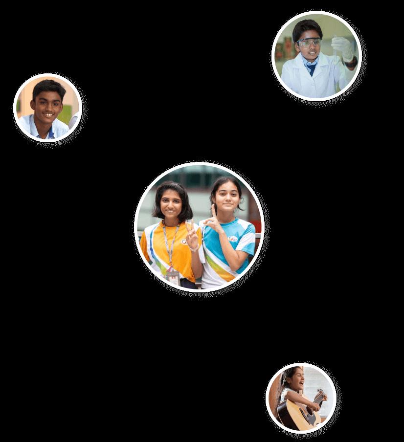 Remarkable Global Community, GIIS Pune