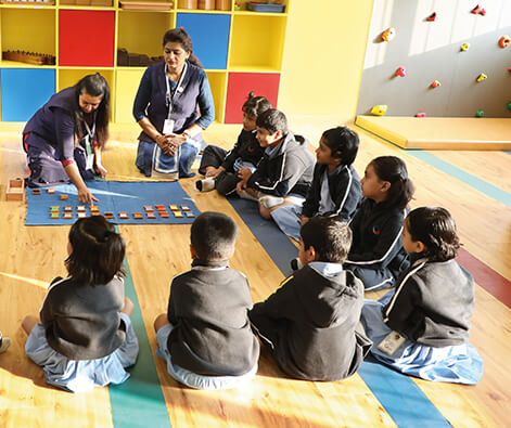 GIIS Pune GMP - The Plus Program
