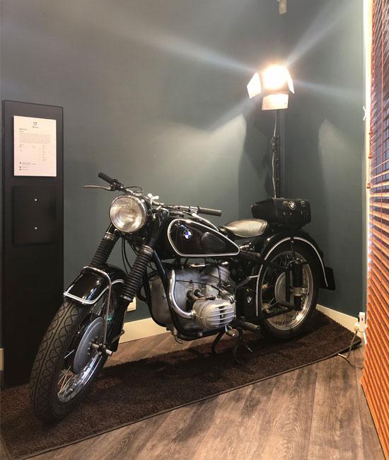 BMW Motorrad Classic Partner