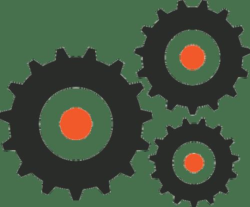 Coal Hill Robotics Hub Gears