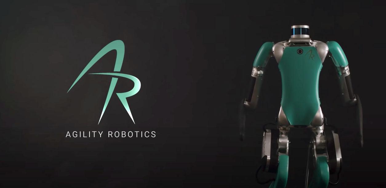 Agility Robotics Video Thumbnail