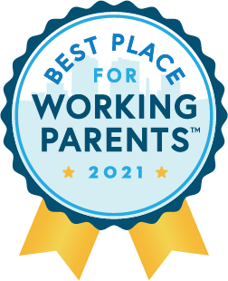 Best Place for Working Parents 2021