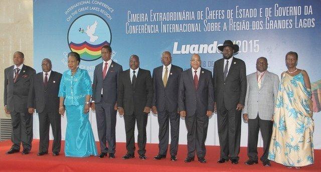 L'Angola préside la Conférence Internationale des Pays de la Région des Grands Lacs