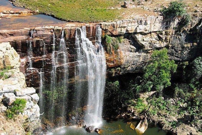 Les chutes de Kalandula