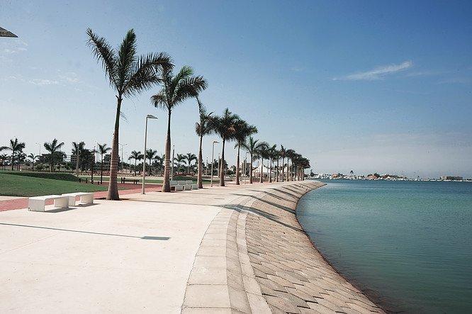 La baie de Luanda