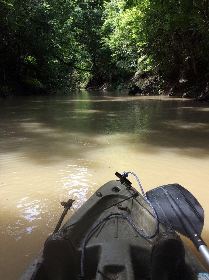 Field Measurement of Stream Geometry