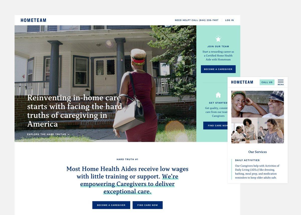 hometeam-website