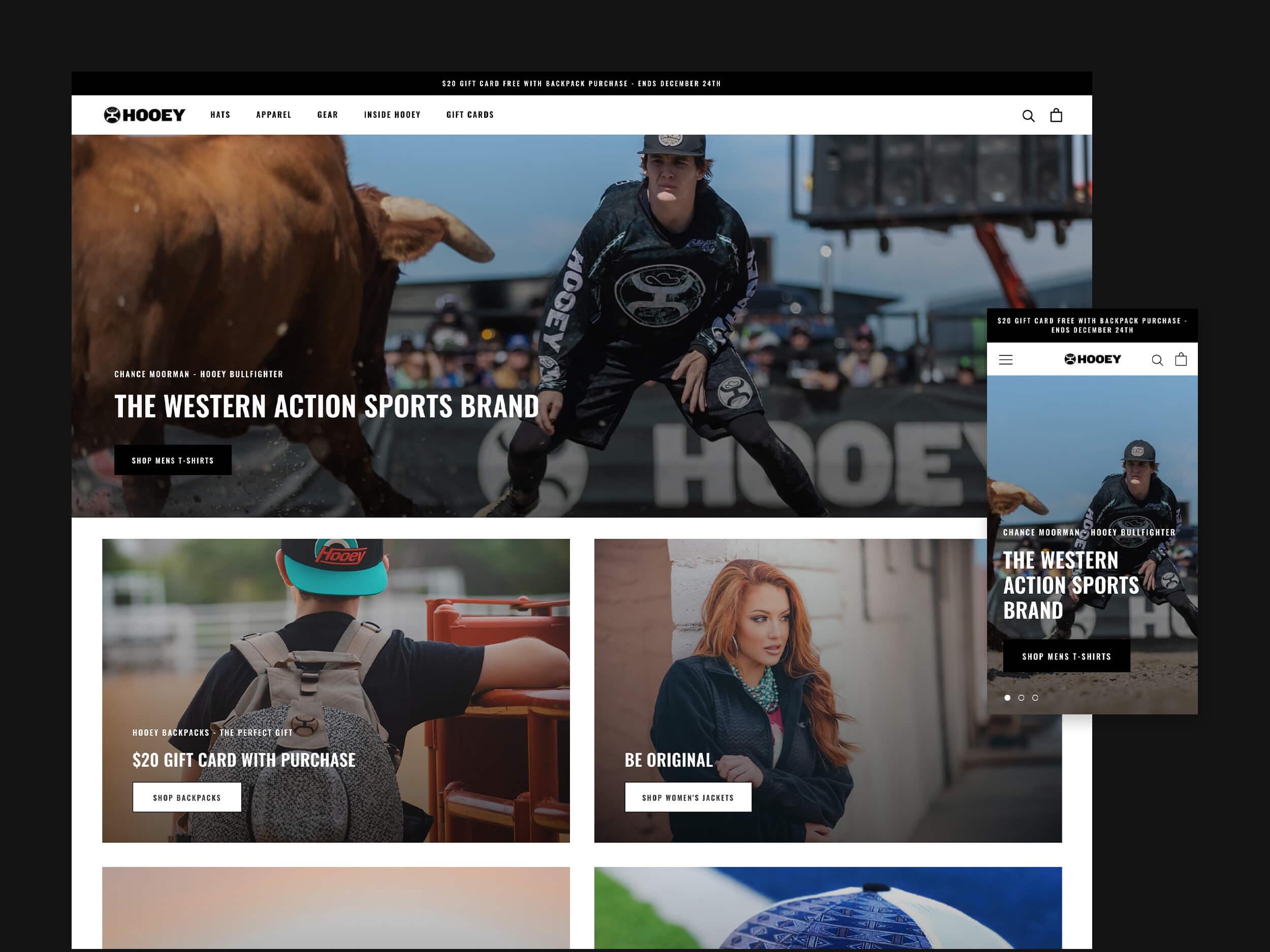 Hooey Homepage