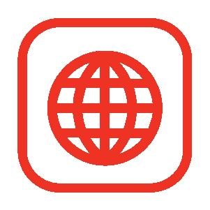 World Wide Web icon.