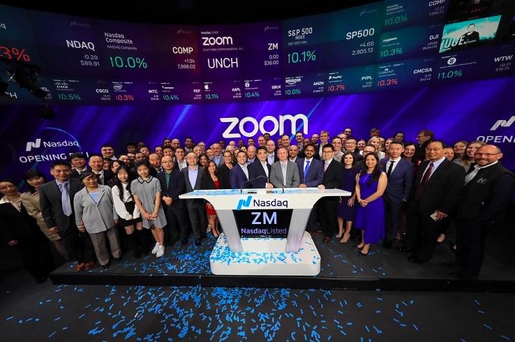 Where did Zoom come from? By Jim Scheinman, an Angel Investor of Zoom