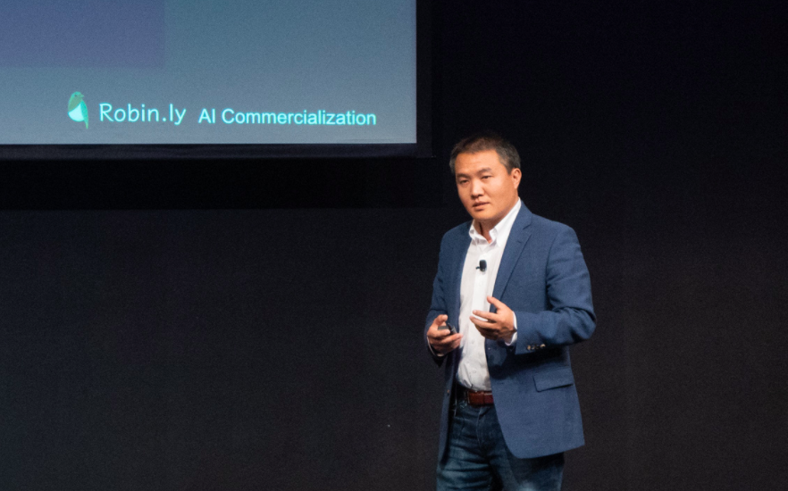 2019 AI Commercialization Conference: Trends & Challenges - Alex Ren Robin.ly