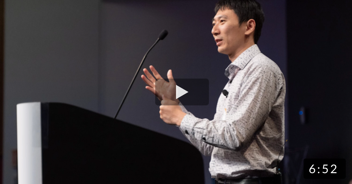 Tao Wang @ Drive.ai: AI in Autonomous Driving -- Challenges and Opportunities