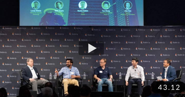 subscribe to Crossminds.ai Newsletter)Panel Discussion: The Future Of Transportation - Robin.ly