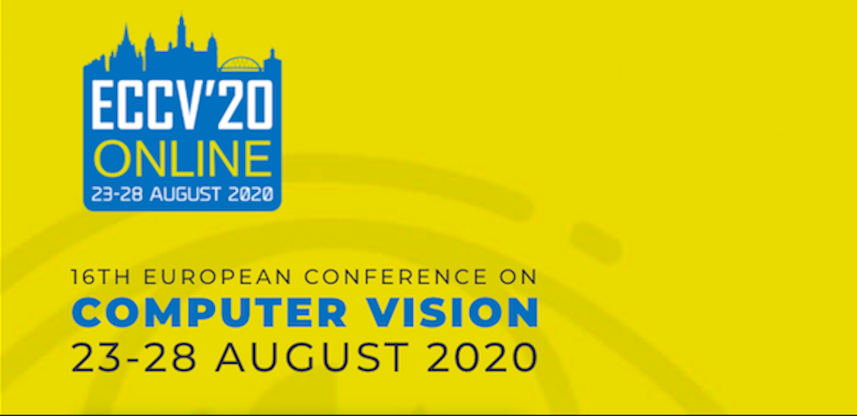 Check out our collection for more videos from the European Conference on Computer Vision (ECCV 2020):