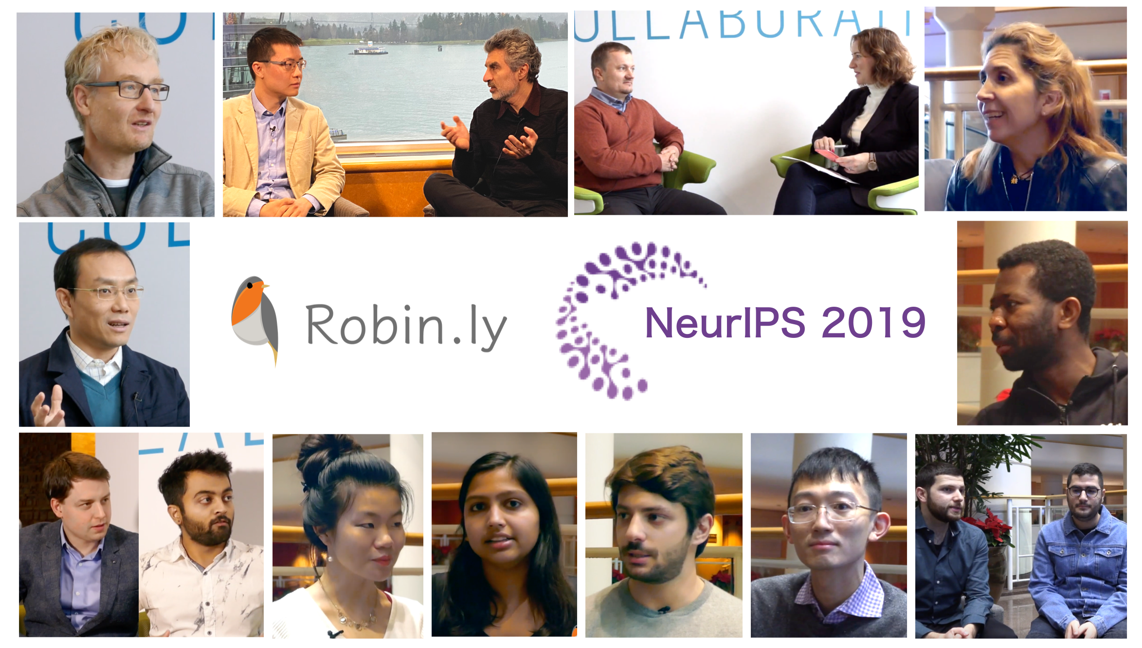 NeurIPS 2019 - Robinl.ly