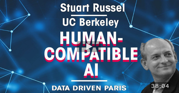 Human Compatible: Artificial Intelligence and the Problem of Control (2019)