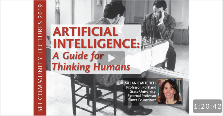 Artificial Intelligence: A Guide for Thinking Humans (2020)