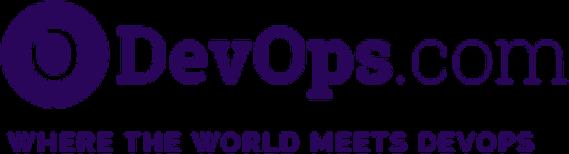 Logo of DevOps.com, representing a guest blog written by Refactr