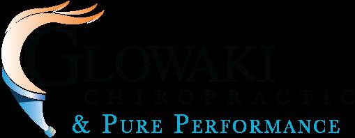 Glowaki chiropractor logo