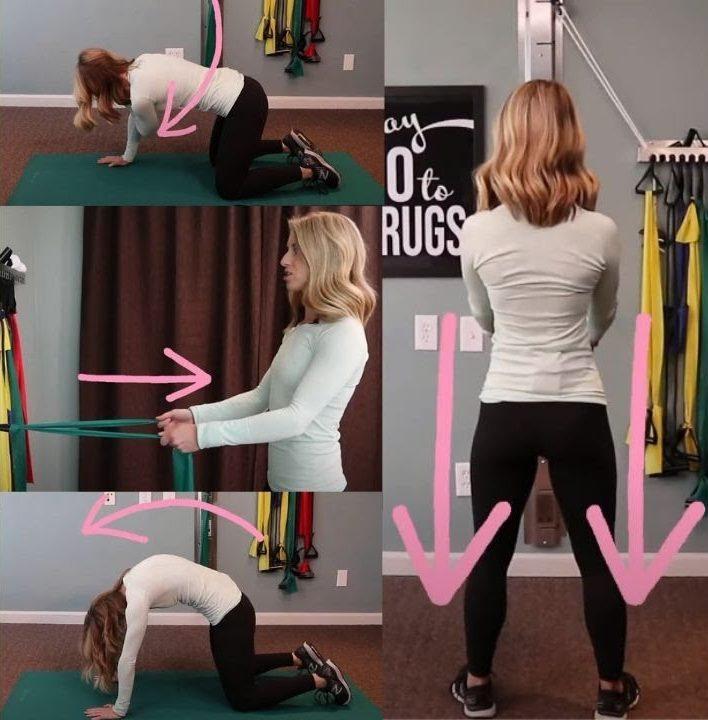 mid back exercises