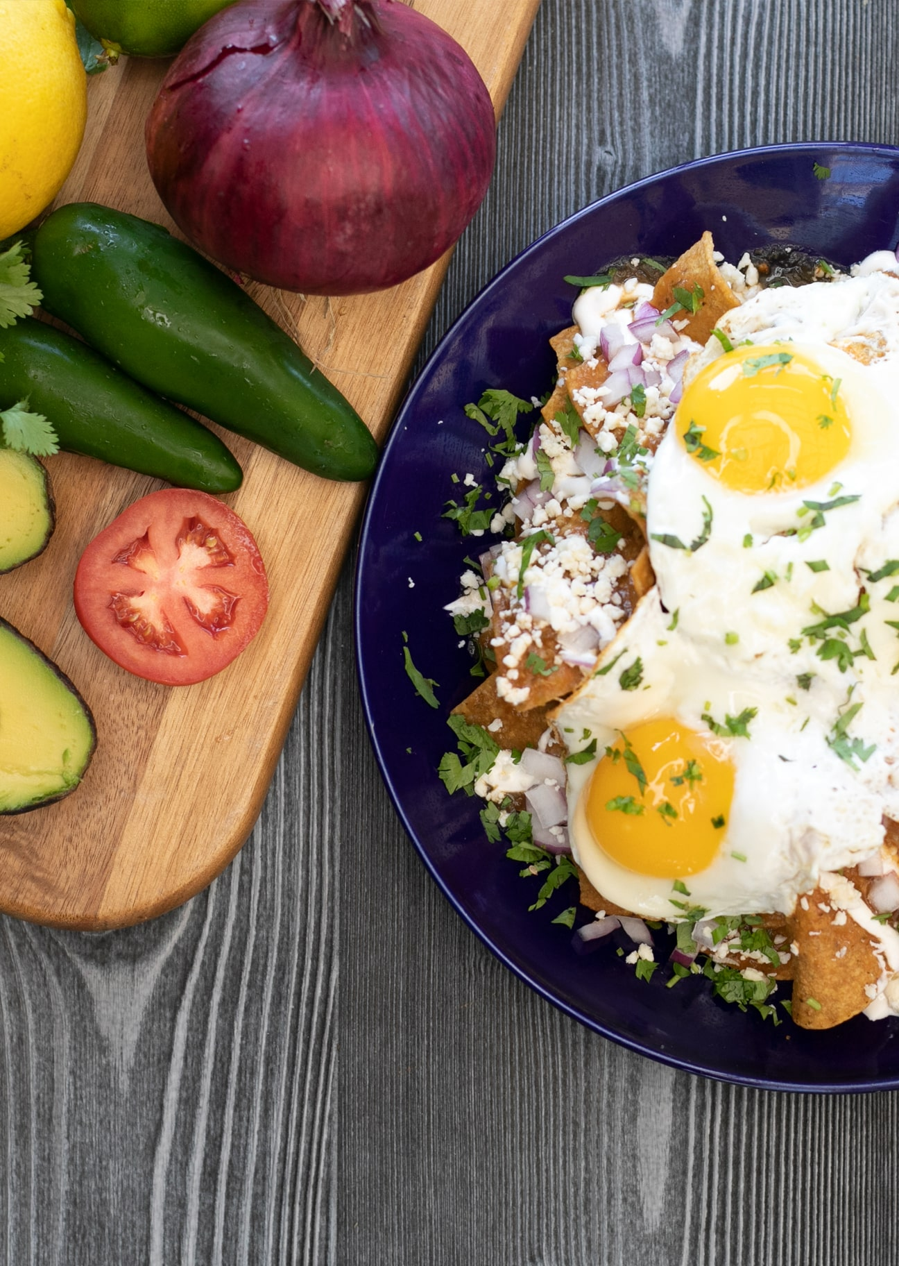 Howdy's Huevos / Eggs