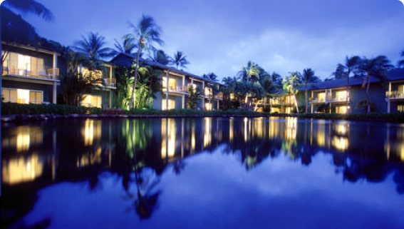The Kahala Lagoon Wing