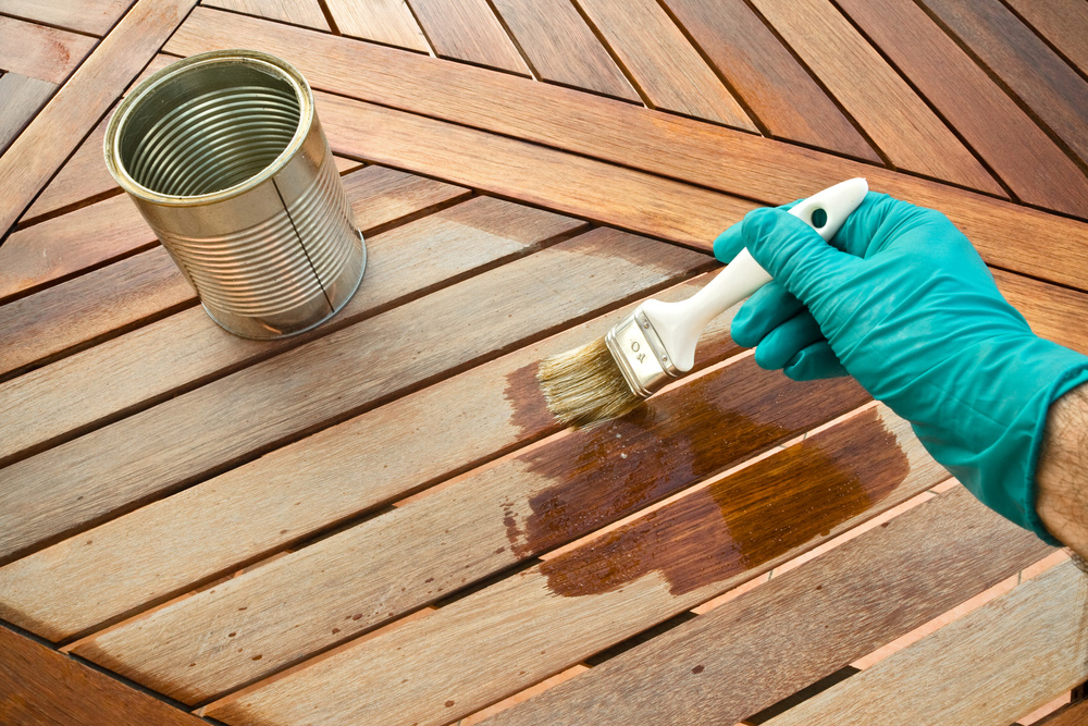 Deck Staining & Painting Services on Oahu