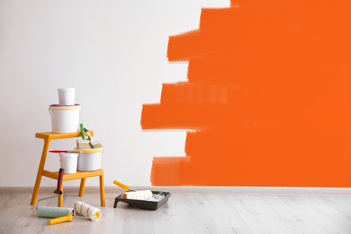 Professional Painters for Retail Stores