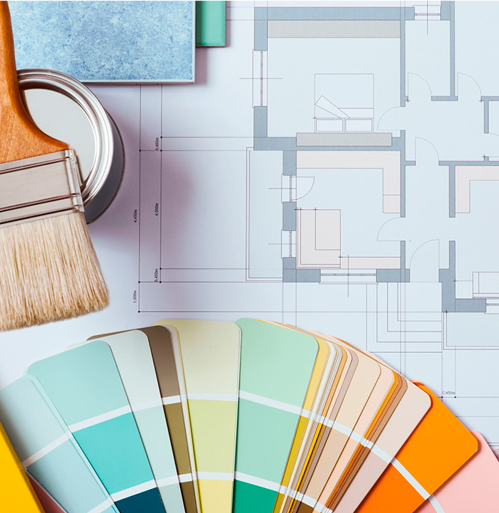 we have experience painting a wide range of locations