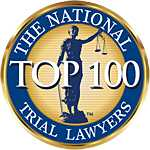 The National Top 100 Trial Lawyers Award