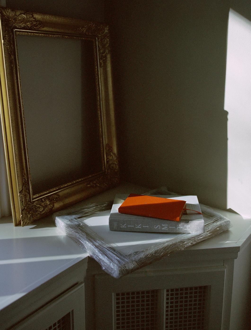 Cornelia in her showroom, photography by lorem ipsum